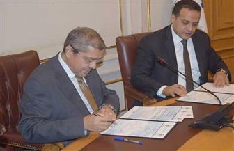 اتفاقية تعاون بين غرفتي القاهرة وسوهاج لدعم التجارة والصناعة والاستثمار | صور