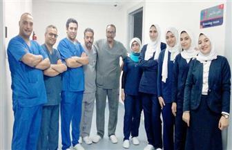 مستشفى العريش العام: انتهاء قوائم الانتظار فى وحدة قسطرة القلب التشخيصية والعلاجية