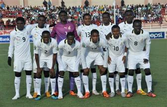 قائد غانا: جاهز للمشاركة أمام مصر غدا