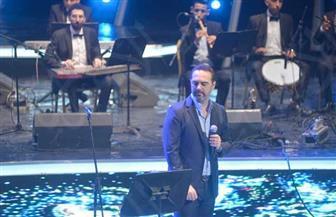وائل جسار يطلب هذا الطلب من جمهوره قبل ختام حفله