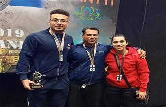 طالب هندسة قناة السويس يفوز بلقب أقوى ناشئ في العالم