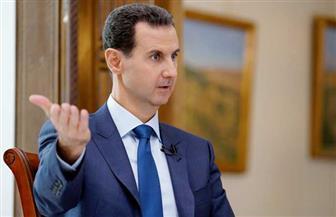 """الأسد: العلاقات مع """"قسد"""" في مرحلة انتقالية حاليا"""