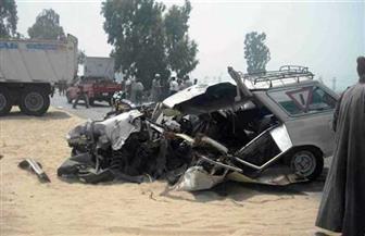 إصابة 12 مواطنا في 3 حوادث بالبحيرة