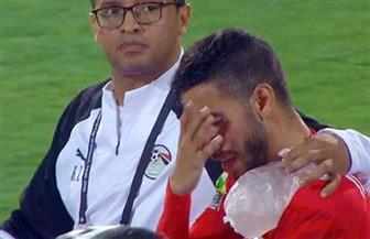 رفع اسم ناصر ماهر من قائمة مصابي الفراعنة قبل نهائي إفريقيا