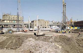 محافظة القاهرة تخلي محلات الكورنيش في بولاق ضمن تطوير منطقة مثلث ماسبيرو