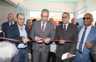 محافظ سوهاج يفتتح مدرسة المحاسنة الابتدائية بمركز جرجا بتكلفة 8 ملايين جنيه | صور