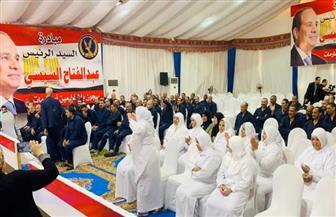 مساعد وزير الداخلية: مبادرة الرئيس السيسي أفرجت عن 20 ألف غارم وغارمة.. و8215 نزيلا أكملوا تعليمهم