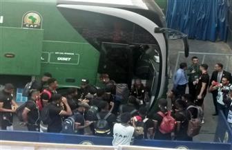 وصول منتخبي مالي والكاميرون لإستاد القاهرة | صور