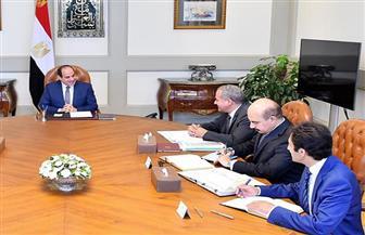 الرئيس السيسي يوجه بتعزيز الحماية الاجتماعية للفئات الأكثر احتياجا ومكافحة الاحتكار والغش التجاري| فيديو