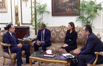 """رئيس """"أوبر"""" العالمية لرئيس الوزراء: مصر أهم أسواقنا في الشرق الأوسط.. و200 ألف مصري يعملون معنا"""