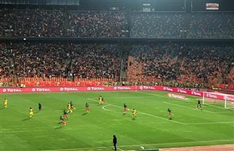 إقبال جماهيري كبير قبل مباراة مصر وغانا بأمم إفريقيا تحت 23 عاما | صور