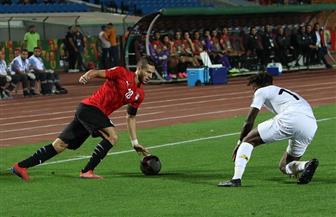 30 دقيقة.. التعادل 1/1 مازال مستمرا بين مصر وغانا تحت 23 عاما
