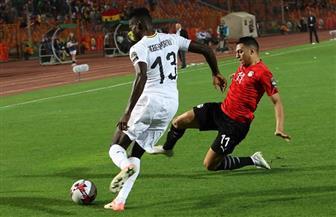 مصطفى محمد يتعادل لمصر أمام غانا في أمم إفريقيا تحت 23 عاما