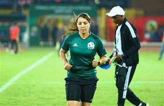 اكتمال ظهور التحكيم النسائي بأمم إفريقيا في مباراة مالي والكاميرون بمشاركة «ديانا»