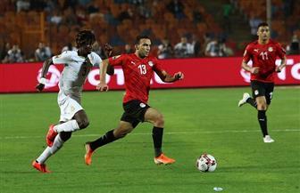 أمم إفريقيا 23 عاما.. أحمد ياسر ريان يتقدم لمصر 3 / 2 أمام غانا