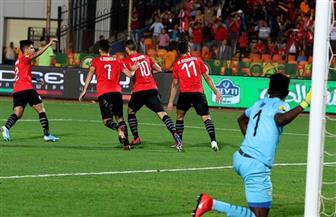 مصر تقتنص فوزا غاليا أمام غانا وتتأهل للمربع الذهبي بأمم إفريقيا تحت 23 عاما | صور