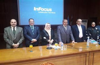 المحرصاوي يفتتح أسبوع احتفال الجامعات الإفريقية بجامعة الأزهر | صور