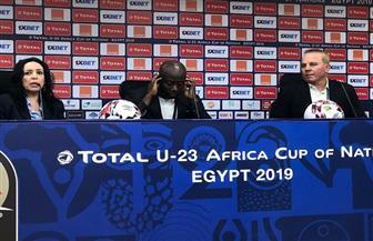 شوقي غريب يهدي الجماهير المصرية الفوز على غانا