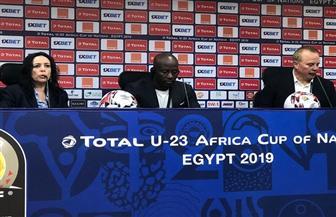 مدرب غانا يهنئ المنتخب المصري عقب الفوز المثير بأمم إفريقيا تحت 23 عاما