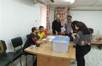 15 كلية في جولة الإعادة بانتخابات الاتحادات الطلابية بجامعة حلوان |صور