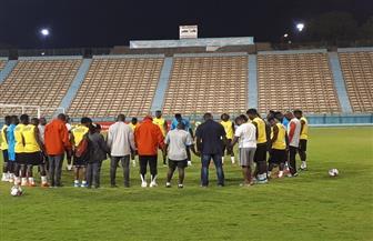 منتخب غانا يواصل تدريباته استعدادًا لمالي في أمم إفريقيا تحت 23 عاما | صور