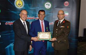 تكريم رئيس الاتحاد العربي للرياضة العسكرية السابق بشرم الشيخ