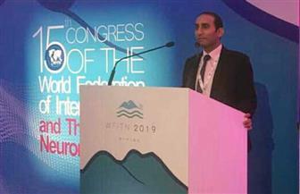 طب سوهاج تشارك فى مؤتمر الجمعية العالمية للأشعة بإيطاليا