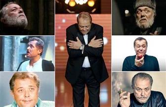 أبرزها الشيخ حسنى ورأفت الهجان.. 5 شخصيات لا تنسى في رحلة محمود عبدالعزيز | صور
