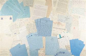 160 رسالة بين الكاتب إيان فليمنج وزوجته في مزاد علني بلندن | صور