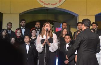 كورال أطفال تنمية المواهب.. حاصد الجوائز بمهرجان الموسيقى العربية بدورته الـ28 | صور