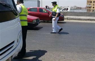 ضبط 1021 مخالفة مرورية في حملة على الطرق بالبحر الأحمر