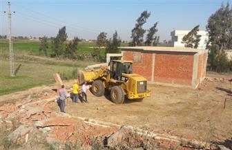 محافظ بورسعيد: إزالة 40 حالة تعد على أملاك الدولة في الموجة 14 لإزالة التعديات| صور
