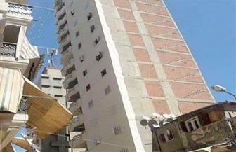 ميل عقار مكون من 12 طابقا مأهول بالسكان في حي الجمرك بالإسكندرية