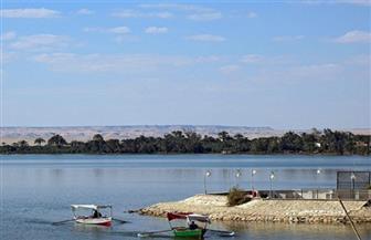 أخبار-الفيوم-بدء-أعمال-البعثة-الأثرية-الإيطالية-في-شمال-بحيرة-قارون