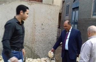 تكثيف الحملات الرقابية على الأسواق بأسيوط وتحرير 20 محضرا بديروط | صور
