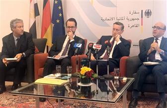 السفير الألماني: نثمن جهود مصر في مكافحة الإرهاب.. واتفاقيات جديدة للتعاون المشترك| صور