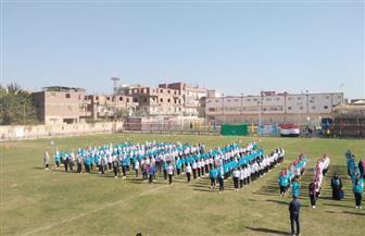 """بمشاركة 300 طالبة.. انطلاق مهرجان """"فتاة المستقبل"""" بالمنوفية  صور"""