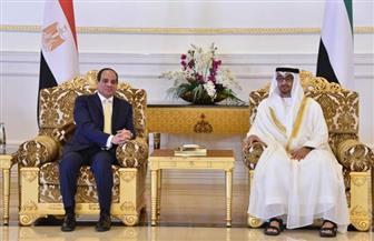 العلاقات المصرية - الإماراتية.. تاريخ ممتد منذ ٤٨عاما وشراكة إستراتيجية لتحقيق مصالح الشعبين ومواجهة التحديات
