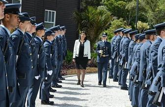سفيرة مصر لدى نيوزيلندا تقدم أوراق اعتمادها إلى الحاكم العام النيوزيلندي| صور