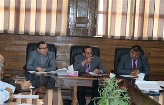 محافظ شمال سيناء: تشجيع الاستثمار وتطبيق حوافز جديدة على المستثمرين| صور