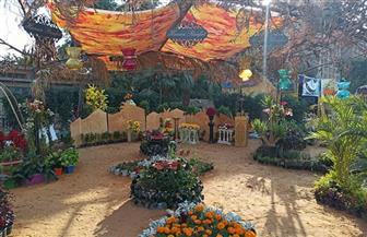 تشمل ندوات تثقيفية وتوعوية لنباتات الزينة.. تجارب زراعية نادرة بمعرض زهور الخريف