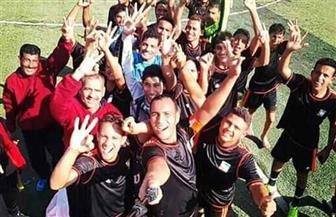 منتخب مطروح للصم والبكم يتأهل لدوري المجموعات بعد تخطي الوادي الجديد | صور