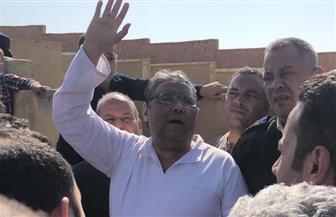 في لفتة إنسانية.. وزارة الداخلية تسمح لسجين إخواني بالخروج لحضور جنازة والده