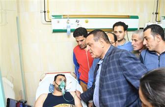 أسماء المتوفين والمصابين في حريق إيتاي البارود بالبحيرة