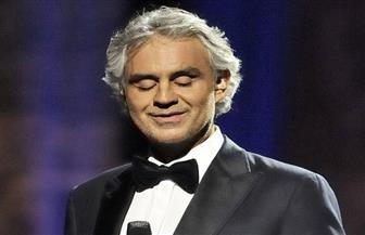 مغني الأوبرا الإيطالي بوتشيلي ينضم لليونسكو لمساعدة الأطفال المتضررين من الحرب