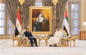 محمد بن زايد: إطلاق منصة استثمارية استراتيجية مشتركة بين الإمارات ومصر بـ20 مليار دولار
