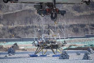 الصين تجري اختبارهبوط لأول مهمة للمريخ تنطلق في 2020