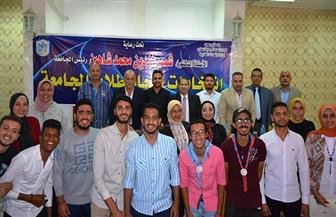 بالأسماء.. جامعة بورسعيد تعلن النتيجة النهائية للانتخابات اتحاد الطلاب | صور