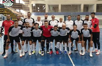 المنتخب الوطنى لكرة الصالات يخوض وديتين مع السعودية