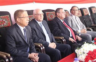 مساعد رئيس حزب حماة الوطن: الأمن القومي مسئولية الجميع والكلمة أخطر من الرصاص| صور